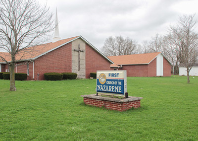 Connersville First Church of the Nazarene