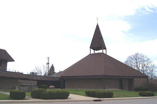 New Castle First Church of the Nazarene