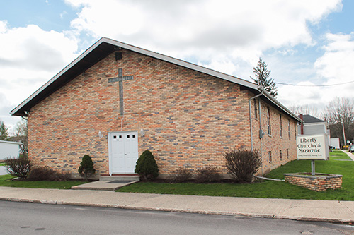 Liberty Church of the Nazarene